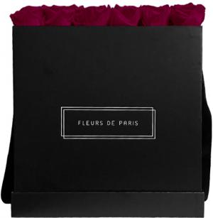 Infinity Collection Velvet Plum Luxe schwarz - eckig