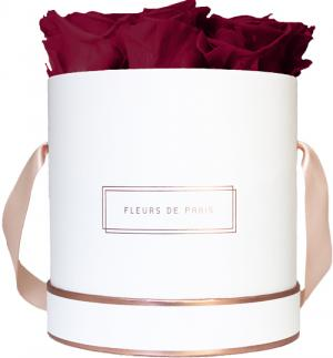 The Rosé Gold Collection Latin Cherry Medium weiss - rund